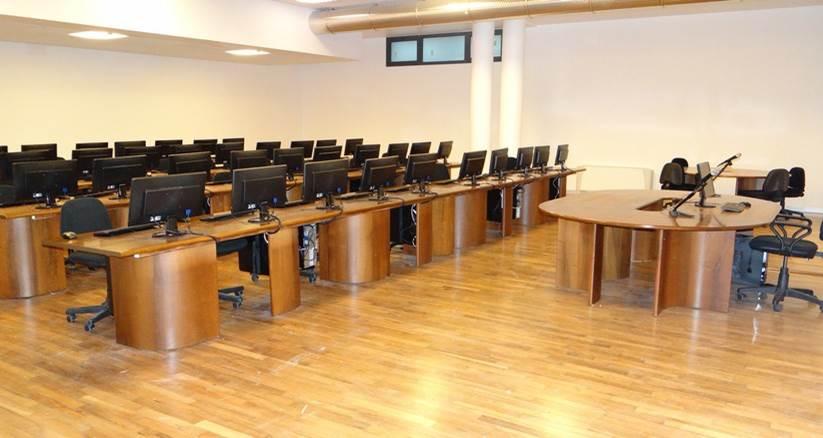 Aule multimediali e laboratori al polo Pantaleoni